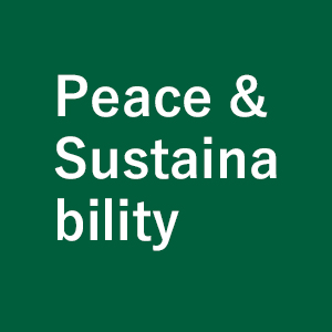 Peace&Sustainability